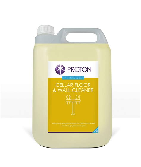wall cleaner cellar floor wall cleaner 1x5l proton direct