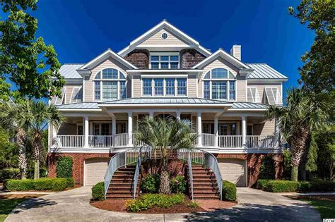 oceanfront houses in myrtle homes for sale in myrtle sc myrtle real