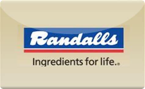buy randalls gift cards raise - Randalls Gift Cards For Cash