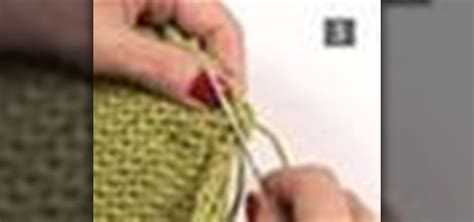 How To Sew Seams Together On A Knitted Garment 171 Knitting