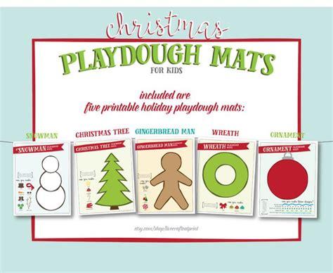 printable playdough mats christmas 72 best i live images on pinterest free printable for
