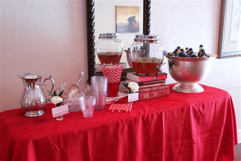 one drink table for two calliespondence