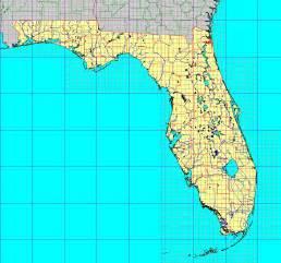 florida 1 24 000 topographic map index