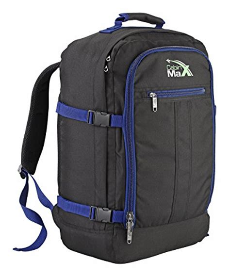 cabin max flight approved lightweight carry on trolley backpack bag travel luggage pack my