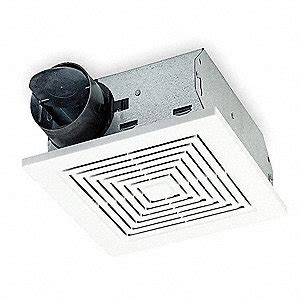 bathroom fan 688 j and 1 2 broan 7 1 4 quot x 7 1 2 quot x 3 5 8 quot low profile bathroom fan