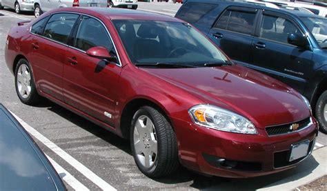 chevy impala ss wiki chevrolet impala