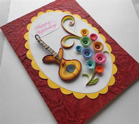 By Handmade - beautiful handmade birthday cards for friends