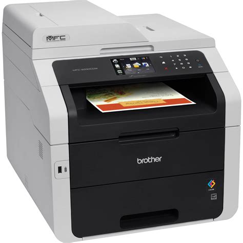 wireless all in one color laser printer mfc 9330cdw wireless color all in one laser mfc