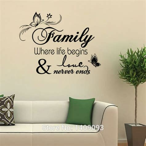 Bedroom Wall Art Stickers Quotes bedroom wall quotes living room decals vinyl stickers