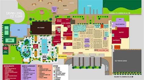 Mandalay Bay Floor Plan by Venue Capacities Golden Nugget Lake Charles Golden