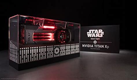 Titan Xp Giveaway - nvidia titan xp star wars galactic empire collectors edition pcpartmarketplace com