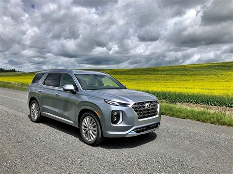 Hyundai Palisade 2020 by Drive 2020 Hyundai Palisade Thedetroitbureau