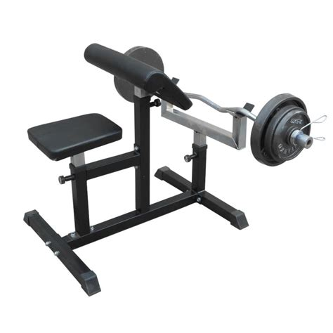 weight bench with arm curl adjustable bicep barbell curl weight bench buy weight