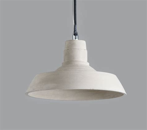 Concrete Pendant Light Jac Concrete Pendant Light By Horsfall Wright