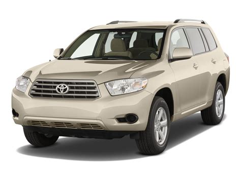 toyota jeep 2009 2009 toyota highlander reviews and rating motor trend