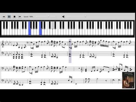 tutorial piano evanescence my immortal evanescence my immortal live version piano tutorial