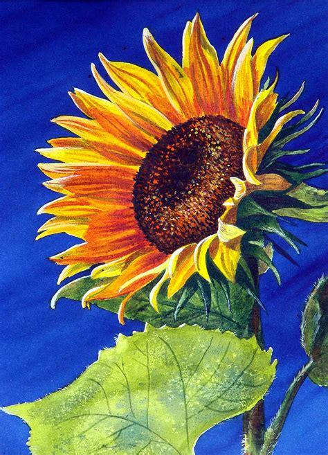 manufacturer famous sunflower painting famous sunflower easy sunflower paintings google search colors