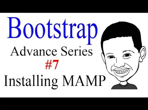 bootstrap tutorial series advance bootstrap tutorial with php 7 setting up