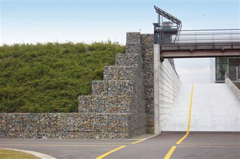 gabbie metalliche costruire con i gabbioni costruire una casa come