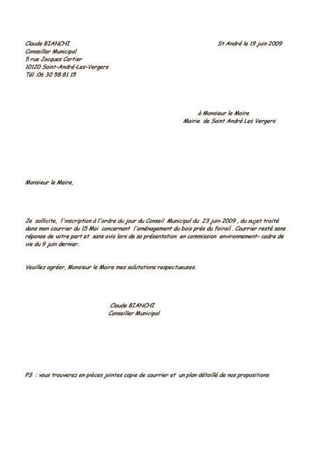 Exemple De Lettre De Demande D Inscription Universitaire Demande De D