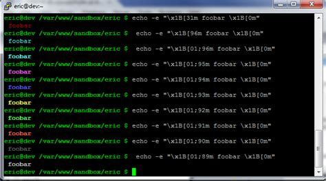 bash echo color bash how to change the output color of echo in linux