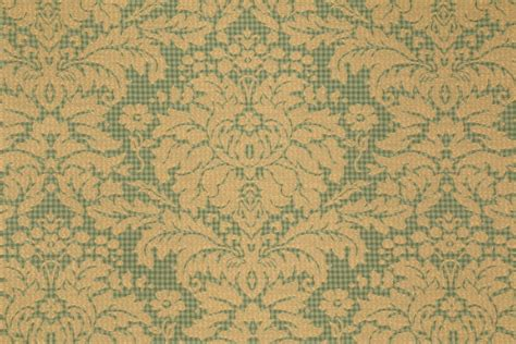 green damask upholstery fabric green gold damask upholstery fabric