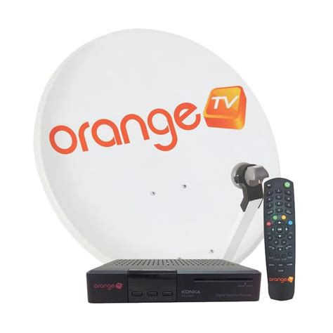 Harga Chanel Orange Tv jual orange tv post paid royal package all channel 12