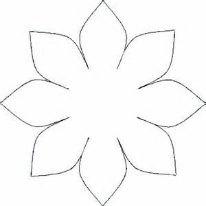 burlap flower template שבאתר מבריסטולים צבעוניים ולהדביק לקירות ו או לחלונות