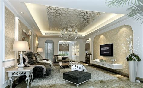 best design for living room the best living room wallpaper designs