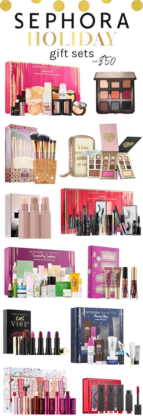 10 Amazing Sephora Special Editions Or Gift Sets by The Best Sephora 2017 Gift Sets 50