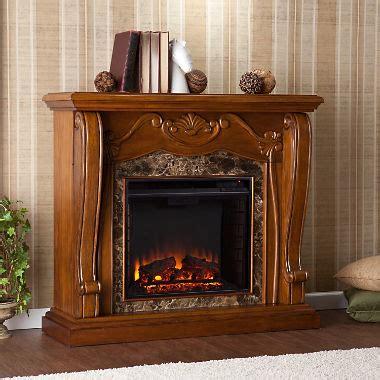 marlena electric fireplace walnut sam s club