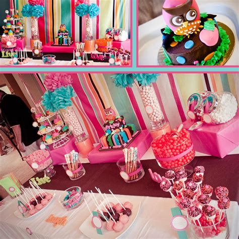 Party Ideas | owl party ideas party on purpose