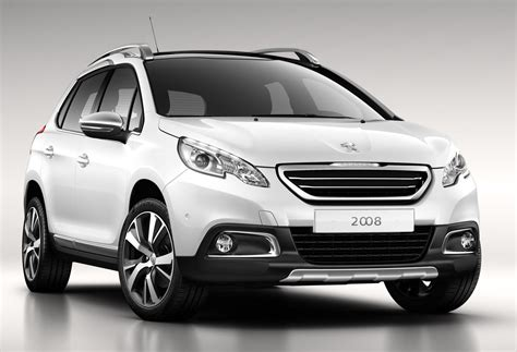 peugeot 2008 crossover peugeot 2008 2013 crossover suv prices spec revealed