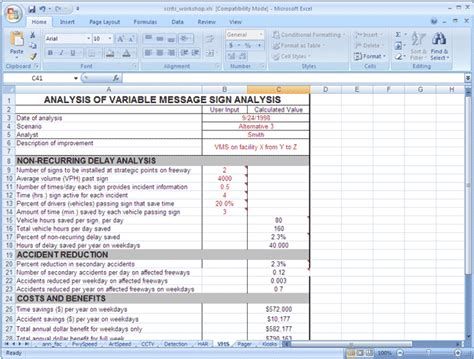 Investigation Root Cause Analysis Template doc 16501275 cost benefit analysis template excel