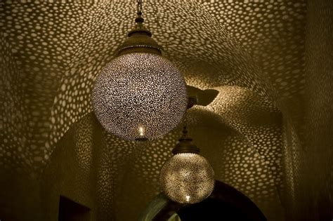 moroccan lighting and design feefeern