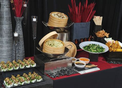 buffet station ideas 12 best images about asian station on pork fried rice noodles and asian flowers