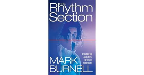 book sections the rhythm section stephanie patrick 1 by mark burnell