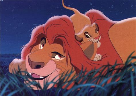 this is the lion kings simba and mufasa in real life simba finding howl s silver lining in neverland