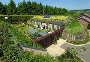 Earth Contact Home Designs Earth Sheltered Homes Energy Efficient Living With The