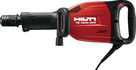 Breaker TE 1500 AVR   Hilti USA