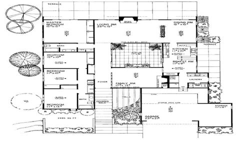 eichler homes floor plans eichler homes floor plans eichler homes in california