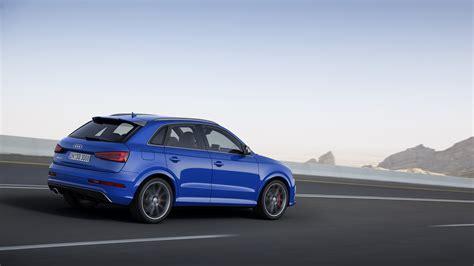 Audi Q3 Germany by Kompakter Sport Suv Audi Rs Q3 Performance Drivers Club