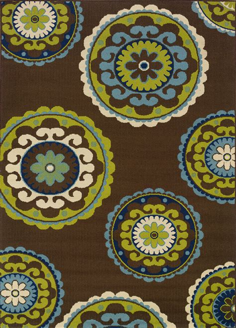 Lime Green And Brown Area Rugs by Brown And Lime Green Rug Rugs Ideas