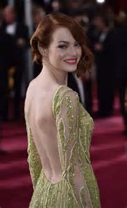 emma stone oscar emma stone oscars 2015 in hollywood adds 31 gotceleb