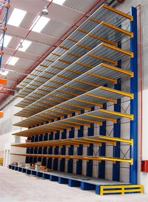 scaffali cantilever magazzini cantilever movicar carrelli elevatori
