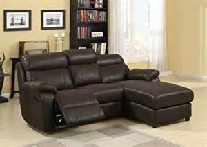 Small Sectional Sofa With Recliner And Chaise Small Apartment Sofas With Recliner Built In Archives