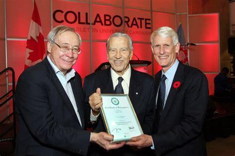 Sprott School Of Business Mba Ranking by Carleton S Lead To Win Program For Entrepreneurs Named One