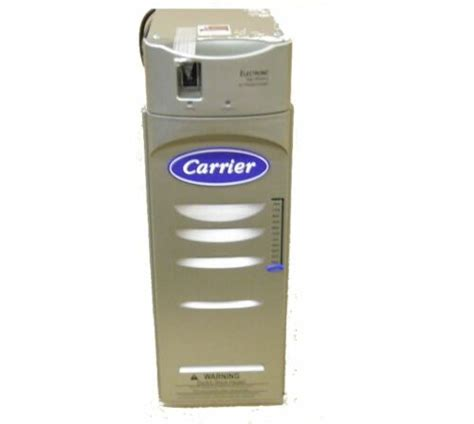 bryant carrier multi position electronic air cleaner purifier model eac2k ebay
