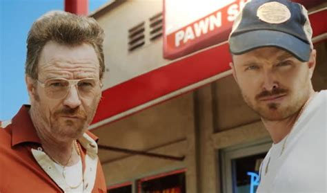 bryan cranston pawn shop blogs breaking bad bryan cranston and aaron paul open