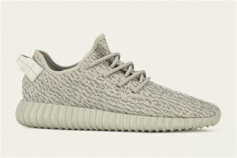 Adidas Yeezy Boost Expensive by Look At The Adidas Yeezy Boost 350 Agate Gray Moonrock